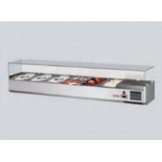Витрина холодильная Red Fox VSCH-120