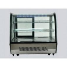Витрина выставочная холодильная Red Fox RTW-160L